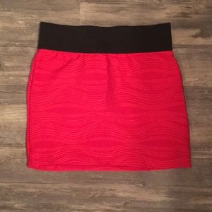 GLO jeans Skirts - 5 for $25 Super sexy mini skirt